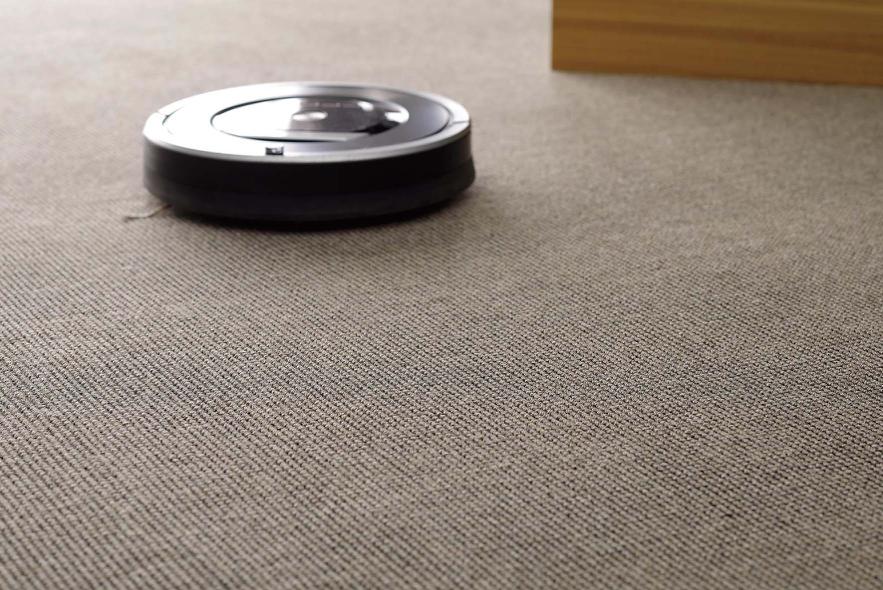 掃除ロボット・ルンバと相性のよいカーペット・ラグ