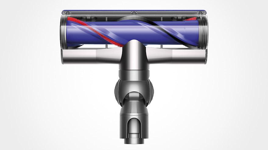 ダイソン掃除機のダイレクトドライブクリーナーヘッド